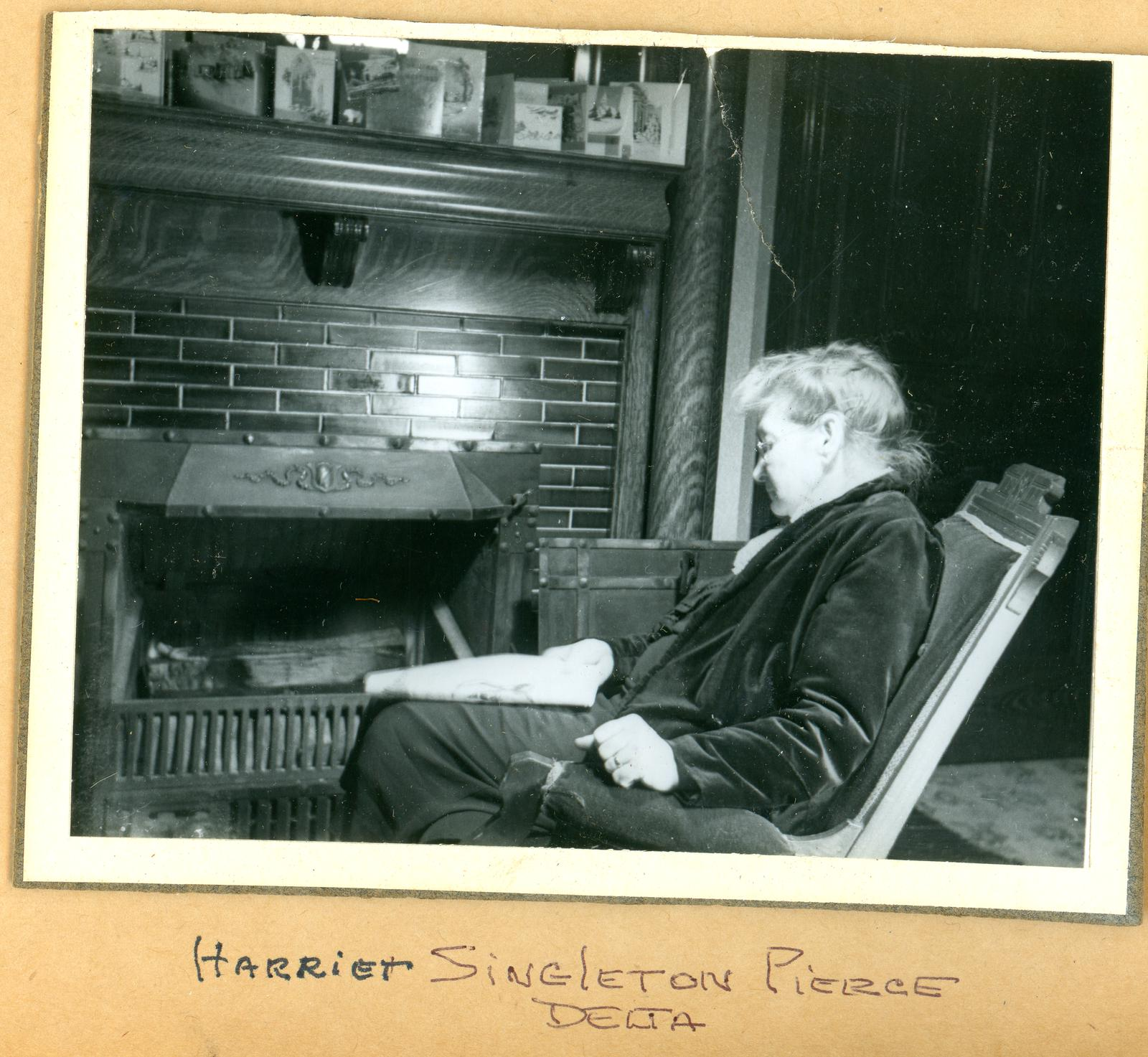 Harriet Singleton Pierce c.1935