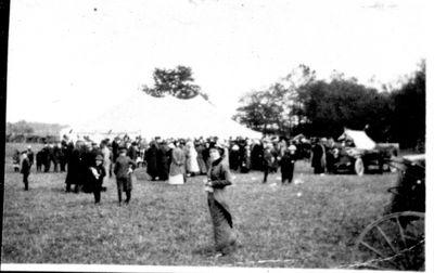 Keldancy Park Elgin c.1915