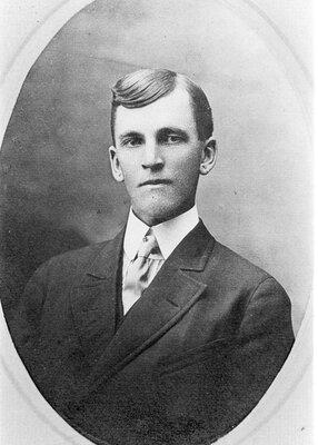 Albert E. Wood c.1905