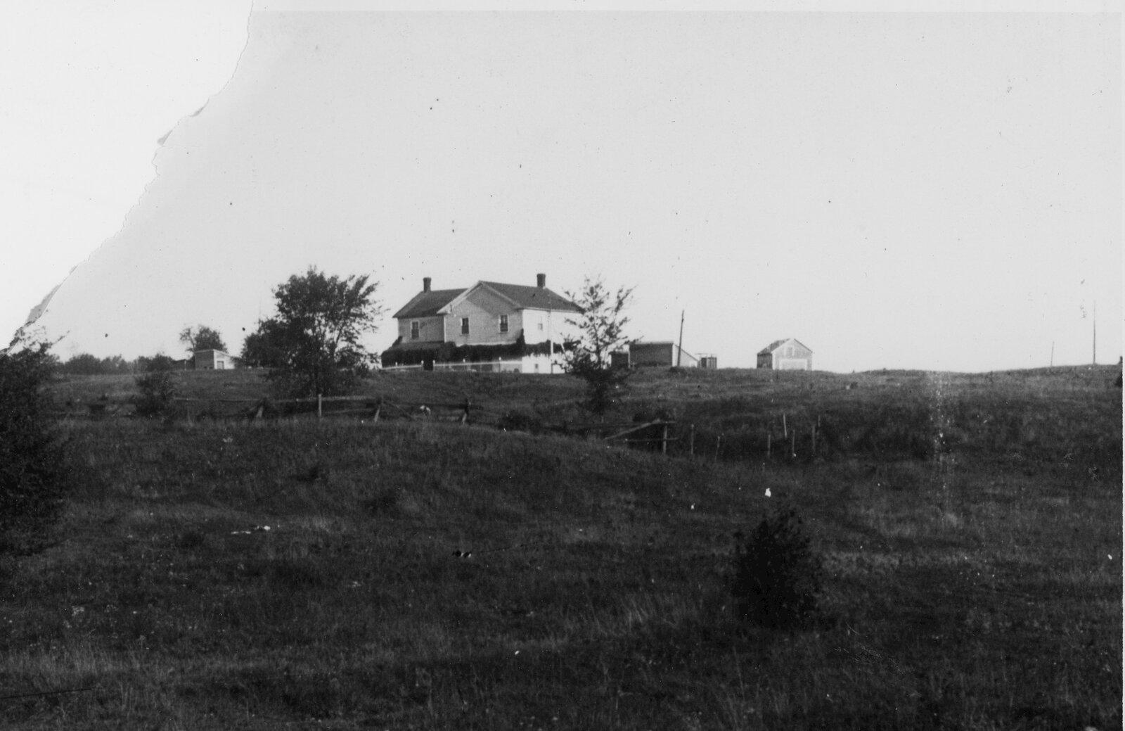Newboro Blockhouse c1950