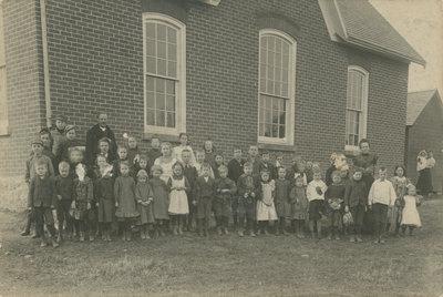 Morton School in 1910