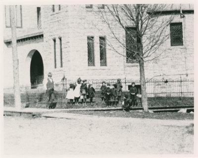 Sunday School Group around 1910