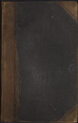 Elgin-Chaffey's Lock Telephone Company account book