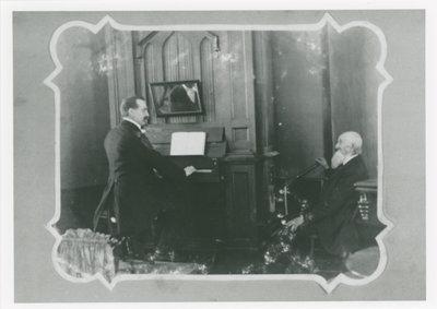 Walter Denaut and George Easton