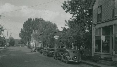 Delta Main Street 1935