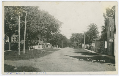 Delta Main Street c.1925
