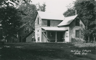 Halladay Cottages in Lower Beverley Lake