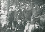 Sunday School Picnic in Delta Park 1913