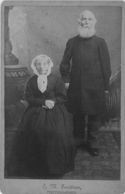 John Poole and his sister Mary Anne (Poole) Chaffey Scott