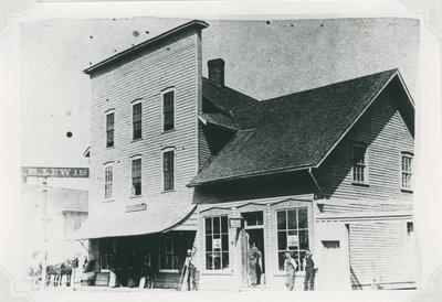L.S. Lewis Store