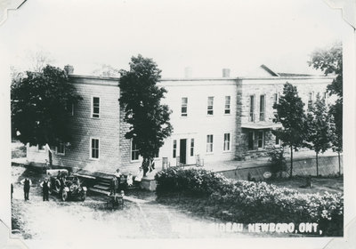 Hotel Rideau (later Stirling Hotel)