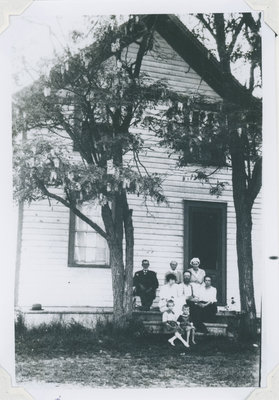 Fleming family in Newboro