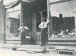 Store front in Delta, c.1925