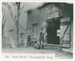 Jack Davis' Blacksmith Shop