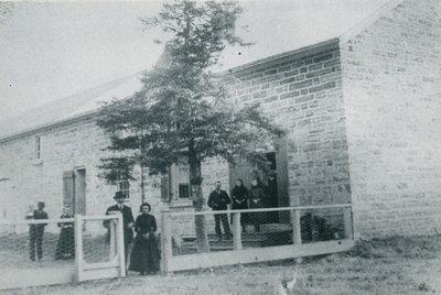 John Gile House c.1895