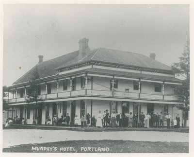 Commercial Hotel in Portland