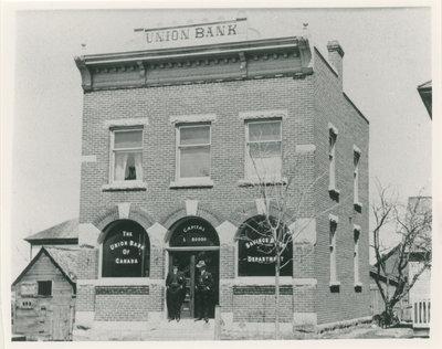 Albert Gallagher Bank Building