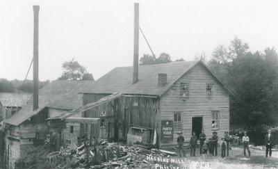 Haskin Mill, Philipsville, Ontario