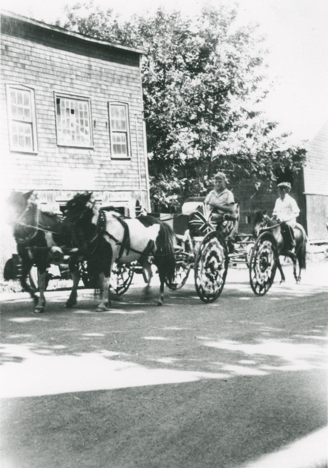 Delta Field Day Parade, 1939