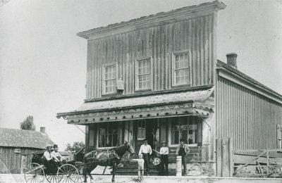Store on Main St. Newboro