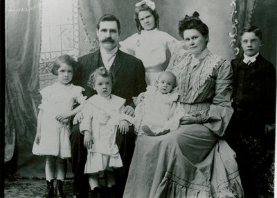 Sherman Coon family