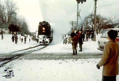 Final Steam Locomotive