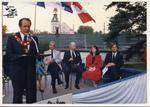 Mayor Teahen Giving Speech