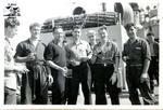 Navy Men on Break