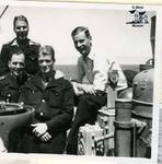 Four HMCS Stone Town Sailors