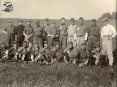 Motherwell Baseball Team