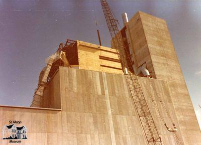 Precipitator Building