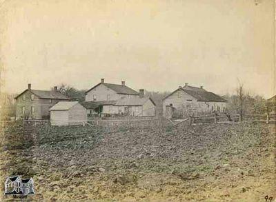 The Weber Homestead in Waterloo County