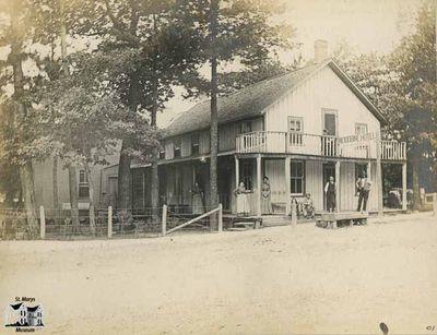 The Woodbine Hotel in Grand Bend