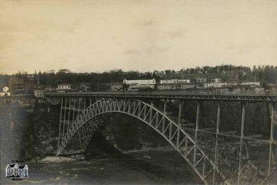 International Steel Arch Bridge, Niagara Falls