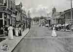 Queen Street looking west