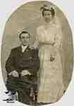 """Scotty"" William Provan and Jean Provan wedding photo"