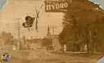 Queen Street looking west, ca. 1900