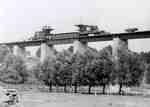 London railway bridge being repaired