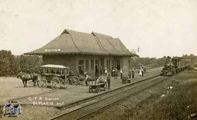 G.T.R. Station