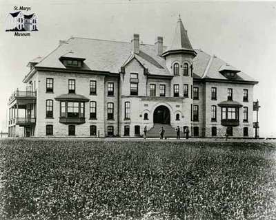 Perth County and Stratford House of Refuge