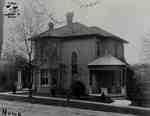 Henry E. Wilson home on Church Street South