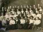 The St. Marys Methodist Church Choir, 1908.