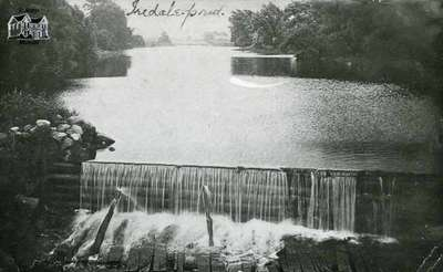 Iredale Mill Pond, ca. 1910
