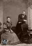Dr. and Mrs. Thomas Gray, 1895