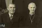 Mr. James Robinson and Mrs. Lottie (Pearn) Robinson