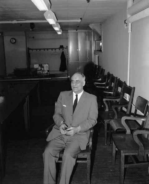 H. Schnell, Training Director