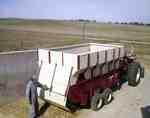 Unloading Manure