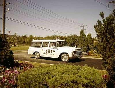 Ambulance, Cooksville, ON