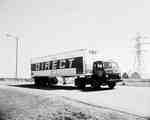 Tractor Trailer Transport Truck