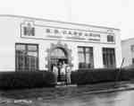 E.B. Gass and Son Dealership, Regina, Saskatchewan.